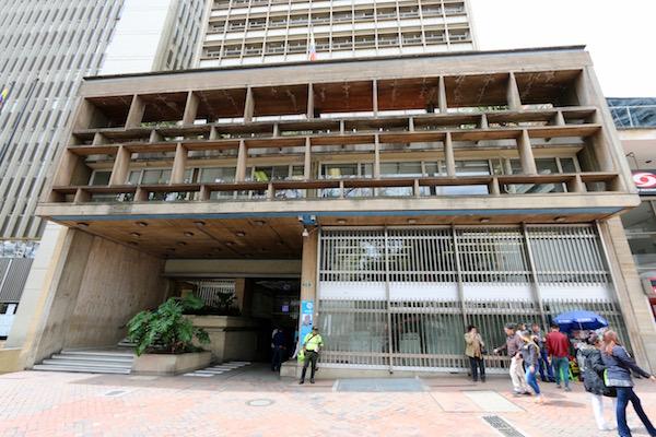 Edificio Nacional de Seguros.