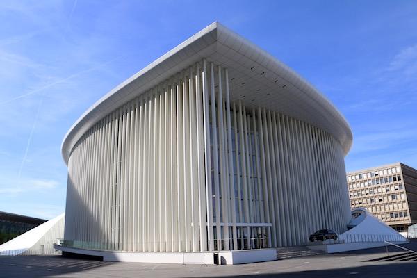 Edificio Philharmonie.