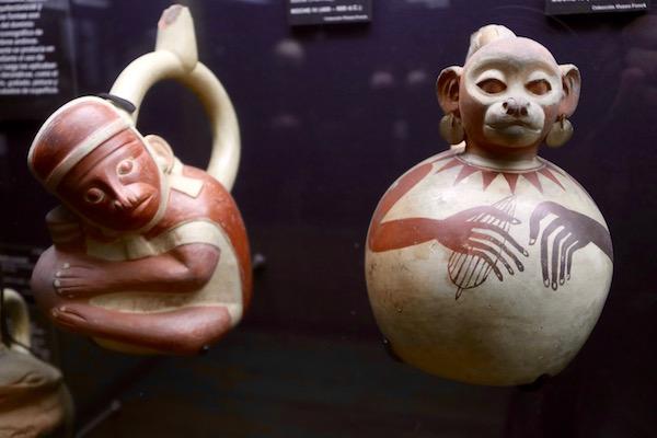 Exposición Museo Arqueológico e Historia Francisco Fonck.