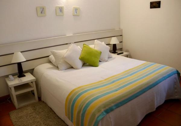 Habitación hotel & Spa Getsemaní.