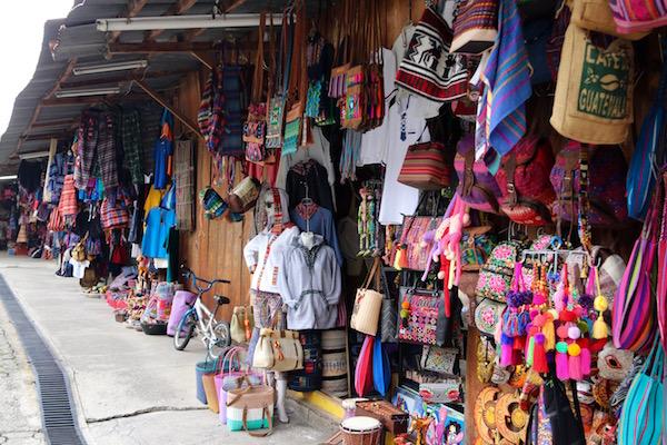 Mercado de Artesanía.