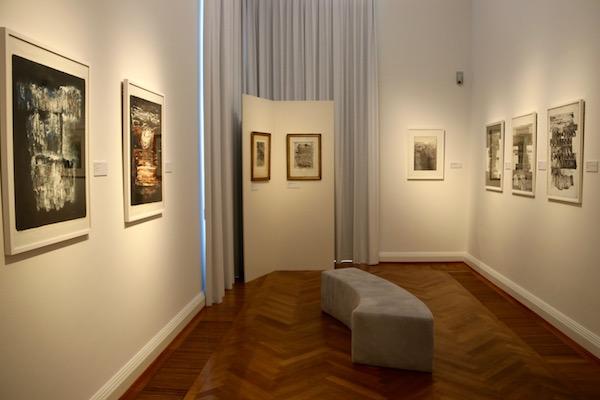 Sala Museo Villa Vauban Luxemburgo.