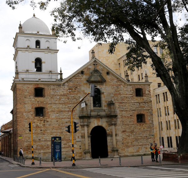 Templo de San Agustín.