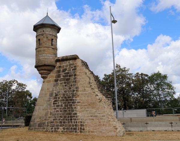 Torre de vigilancia ('Echauguettes espagnoles).