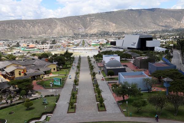 Vista Terraza, Mitad del Mundo.