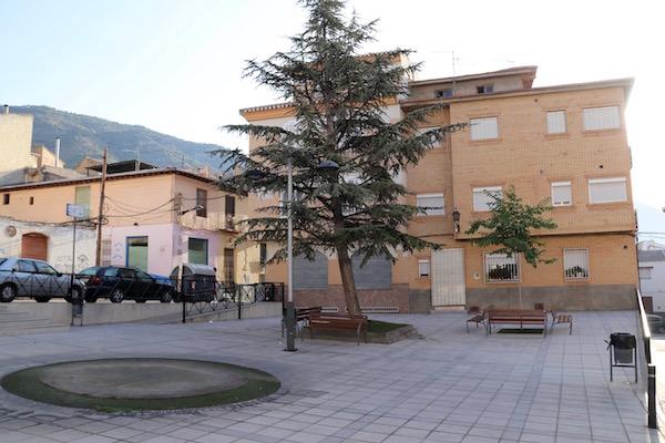 plaza de la Purísima.