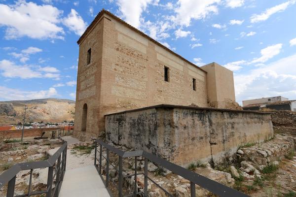Caserón de los Alcaides Cristianos.