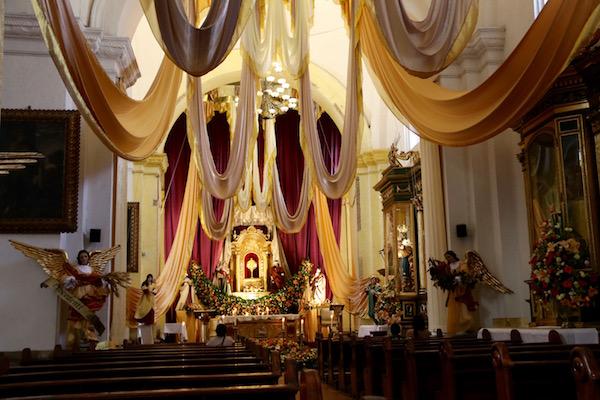 Catedral o Parroquia de San José.