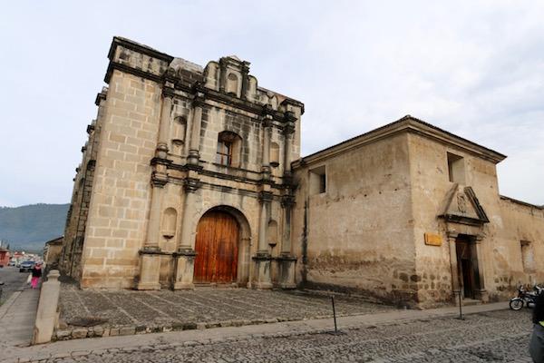 Convento de los Capuchinos.