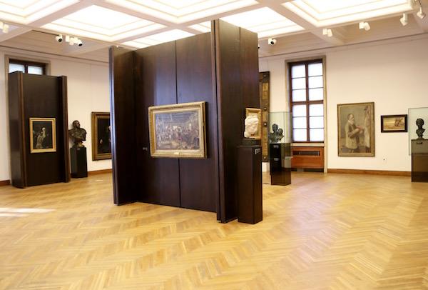 Exposición, Galería Nacional Cuadrado 500.