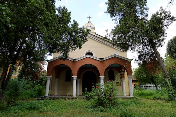 Greek Ortodoxo Church.