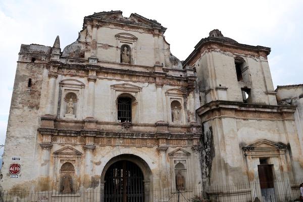 Iglesia de San Agustín.