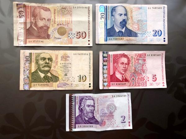 Moneda Leva (Bulgaria)