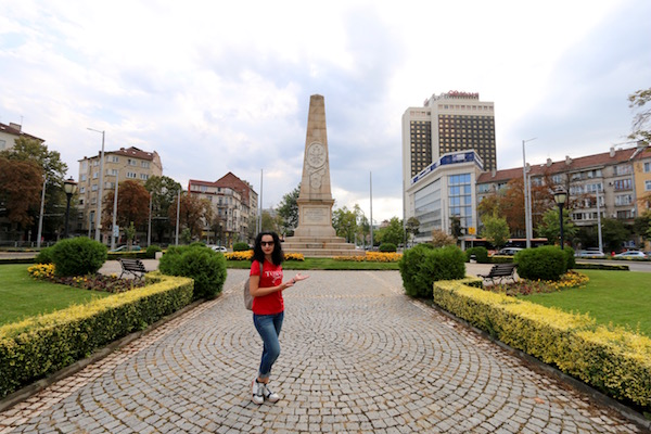 Monumento Ruso.