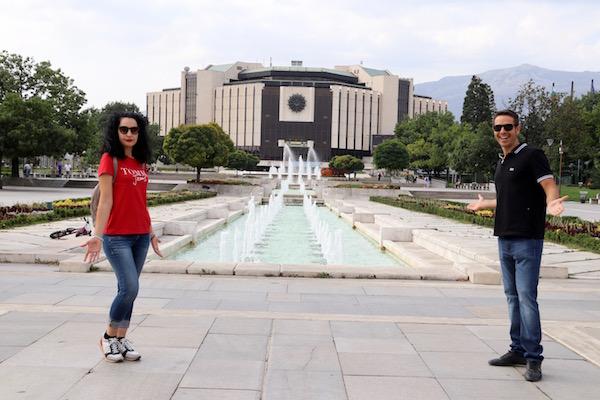 Palacio Nacional de la Cultura.