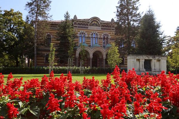 Palacio Santo Sínodo.