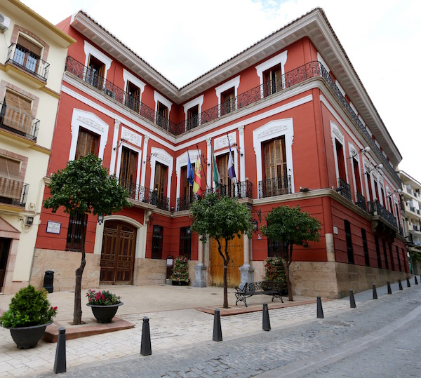 Palacio de Narváez.