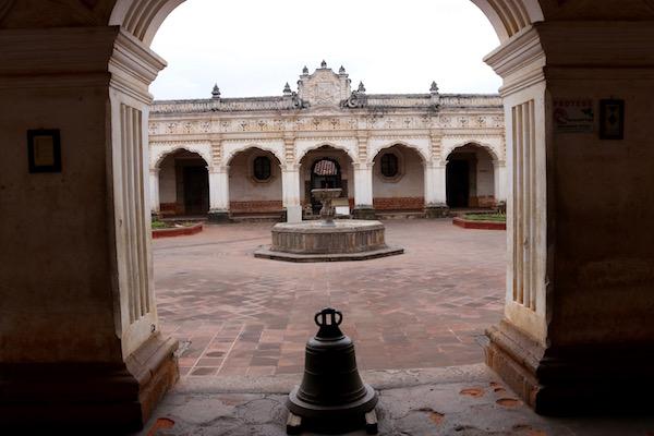 Patio Museo Colonial.