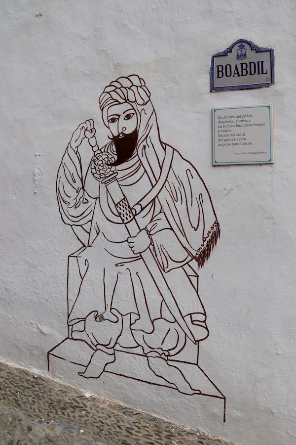 Pintura Ibn al-Jatib.