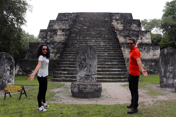 Pirámide Gemelas Q.