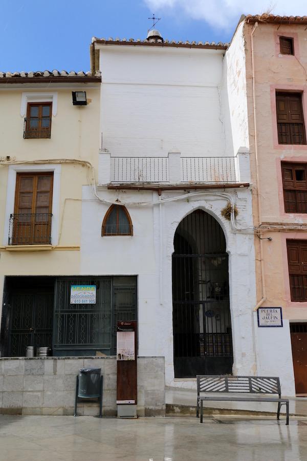 Puerta del Jaufín.