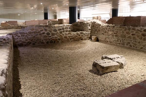 Restos Complejo de la Antigua Serdica.