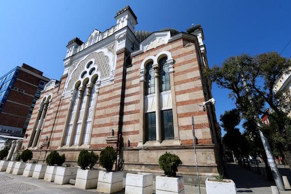 Sinagoga de Sofía.