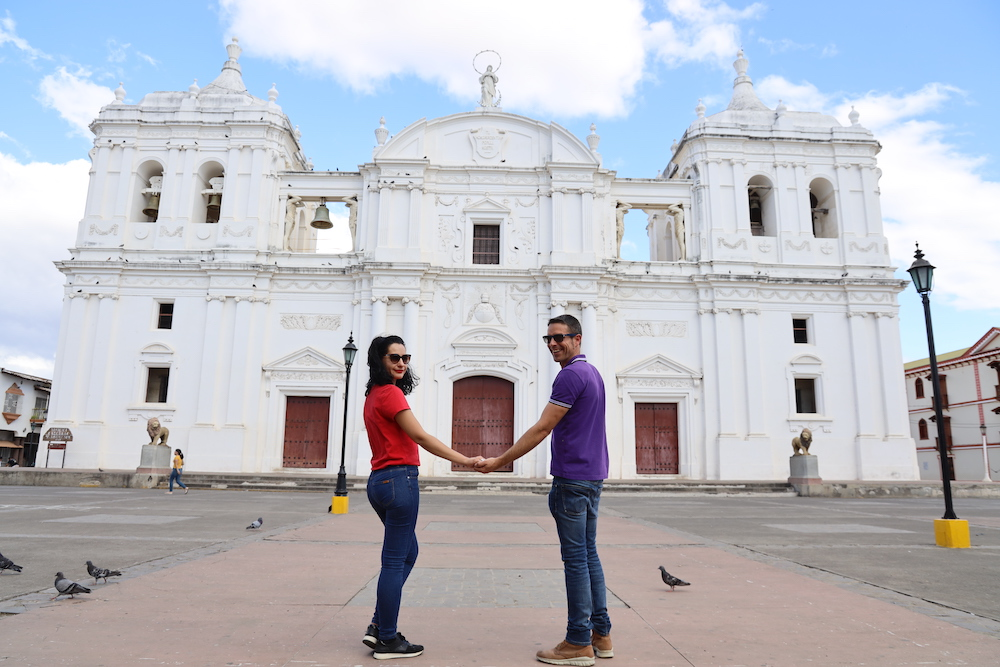 Basílica Catedral de la Asunción de León.