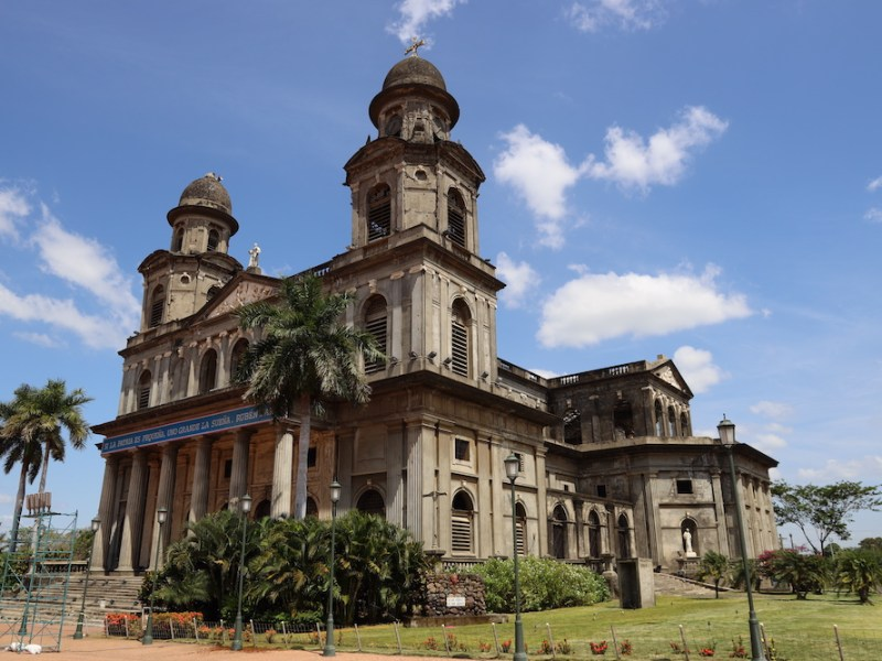 Catedral Metropolitana de Santiago de Managua