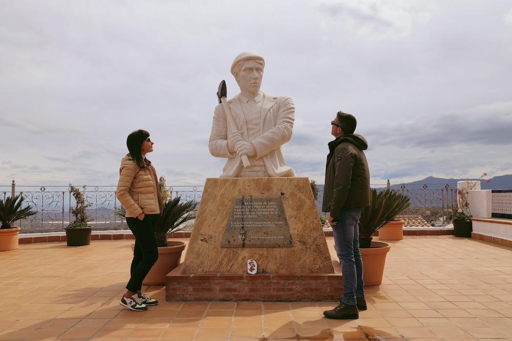 Monumento al minero Bédar.