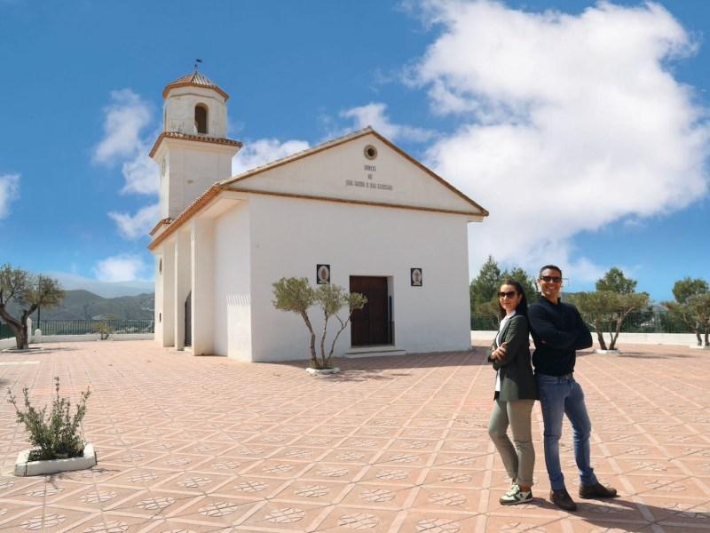 Ermita de San Cayetano y San Antón, Cantoria, Almería.