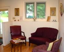ACA Office Relax & Unwind Area