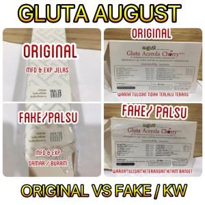 gluta-august-palsu