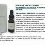 Serum C Dermalabs Dari Nu Amoorea