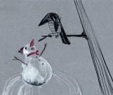 04 omul de zapada si corbul