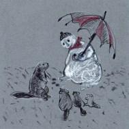 13 omul de zapada si marmota