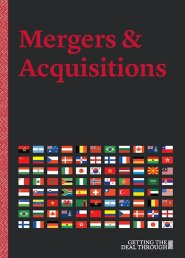GTDT Mergers & Acquisitions