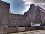 Alte Industrie in Krefeld