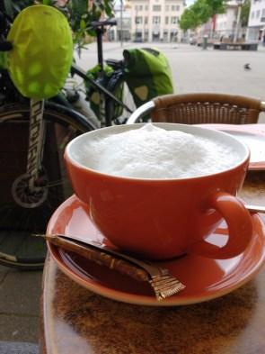Kaffee in Kehl