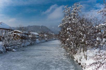 Bachlauf in Kiefersfelden
