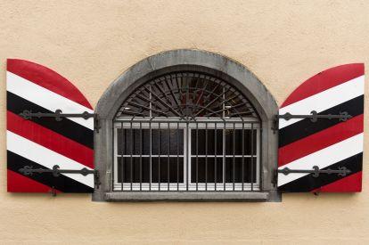 Fenster in Chur (CH)
