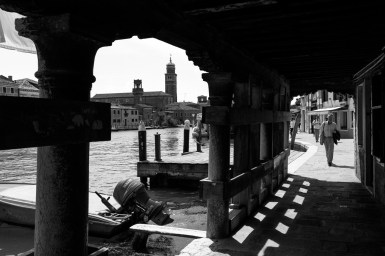 Strretscene in Murano