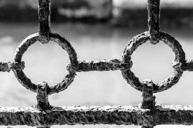 Detail of an Iron Gate