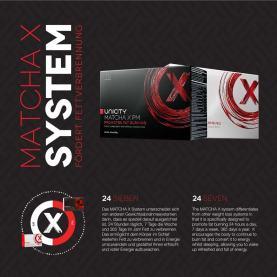 Matcha-X-System