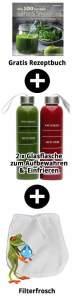Rezeptbuch-+-2xSaftflasche-+-Nussmilchbeutel