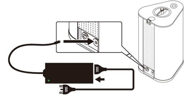 AquaVolta-Vortex-Booster-Inhalator-Inbetriebnahme-2