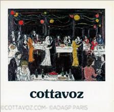 Cottavoz 1980 Matignon - avant propos Charles Sorlier