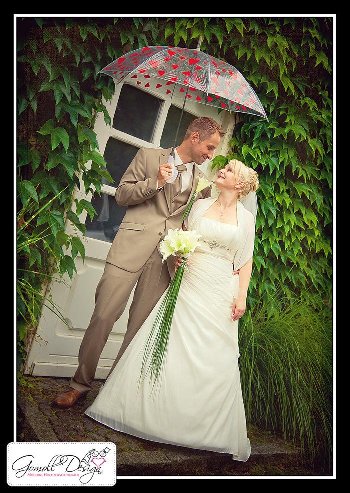 Hochzeitsfotograf Neuruppin  Hochzeit in der