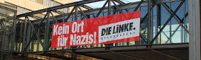 Den Nazis in Nauen nicht die Straße überlassen