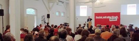 Aktivenkonferenz der LINKEN Brandenburg in Potsdam
